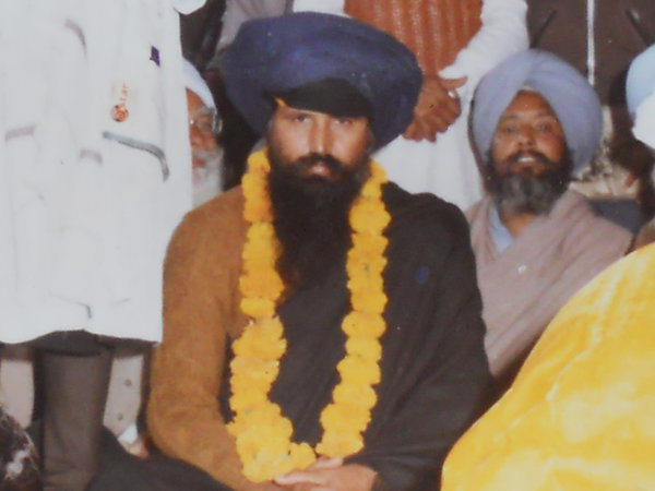 Photo of Hardial Singh, victim of extrajudicial execution between January 1, 1992 and December 31,  1992, in Sarhali Kalan, by Punjab Police