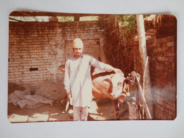 Photo of Balwinder Singh, victim of extrajudicial execution on September 16, 1991, in Kapurthala, by Punjab Police