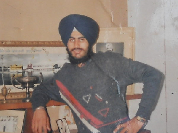 Photo of Balwinder Singh, victim of extrajudicial execution on October 03, 1987 by Unknown type of security forcesPunjab Police