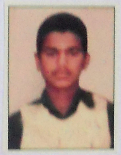 Photo of Rajbir Singh, victim of extrajudicial execution on September 25, 1993, in Verowal, by Punjab Police
