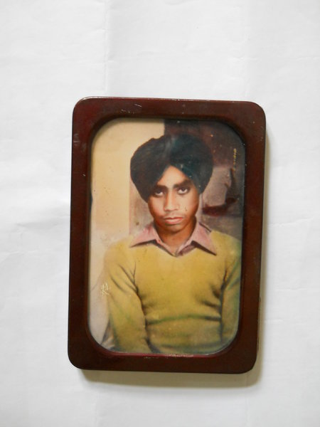 Photo of Avtar Singh,  disappeared on March 19, 1988, in Ludhiana,  by Punjab Police