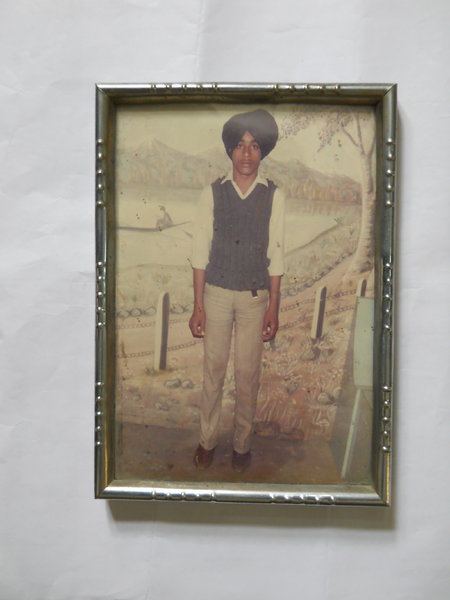 Photo of Tarlochan Singh,  disappeared on March 19, 1988, in Ludhiana,  by Punjab Police