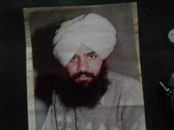 Photo of Jaspal Singh, victim of extrajudicial execution on April 03, 1991Punjab Police; Central Reserve Police Force