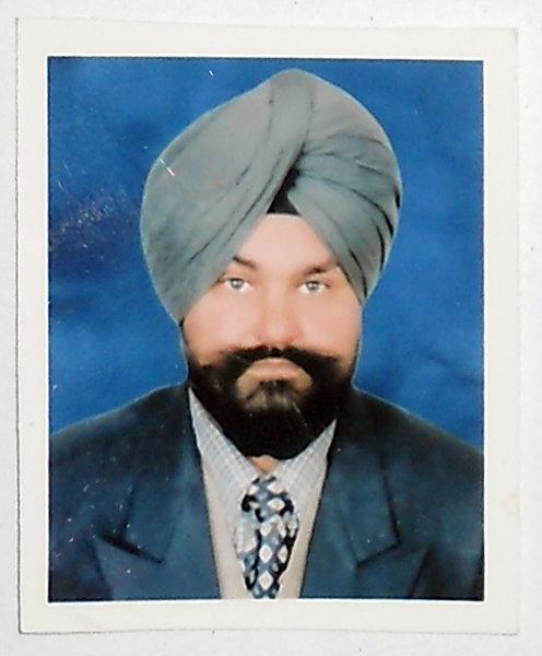Photo of Sohan Singh, victim of extrajudicial execution on November 13, 2011, in Amritsar Mal Mandi Interrogation Center, by Punjab Police