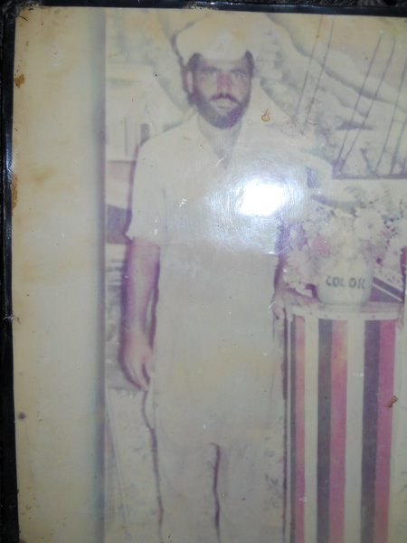 Photo of Lakhbir Singh, victim of extrajudicial execution on August 14, 1998, in Chohla Sahib, by Punjab Police