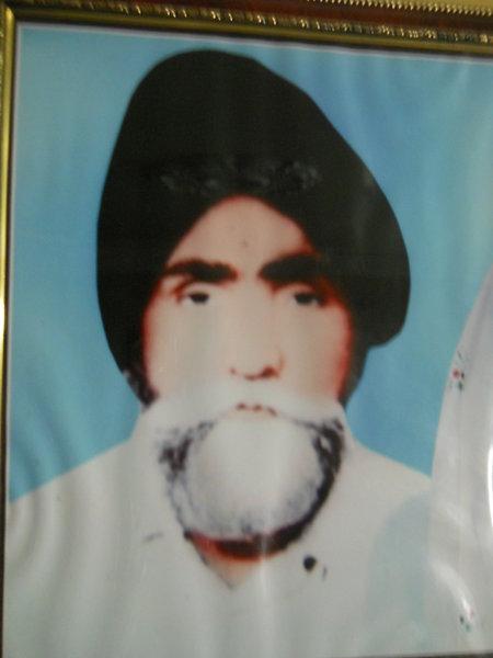 Photo of Pyara Singh, victim of extrajudicial execution on May 25, 1989, in Kapurthala, by Punjab Police