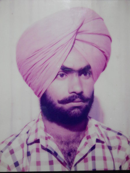 Photo of Ravinder Singh,  disappeared between June 28, 1993 and June 30,  1993, in Jalandhar,  by Punjab Police