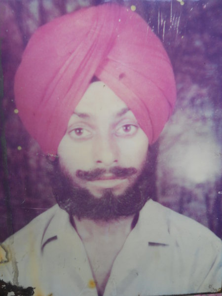Photo of Harjit Singh,  disappeared between November 1, 1991 and November 30,  1991 by Punjab Police
