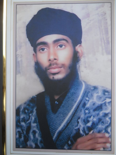 Photo of Shingara Singh, victim of extrajudicial execution on June 06, 1992Punjab Police; Central Reserve Police Force; Black cat