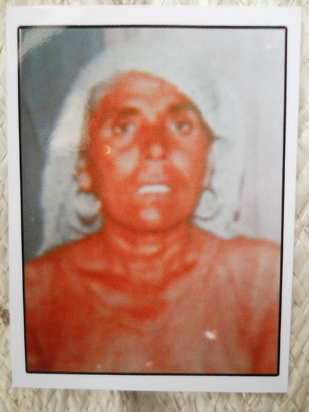 Photo of Tej Kaur,  disappeared between September 15, 1991 and October 15,  1991, in Balianwala,  by Punjab Police