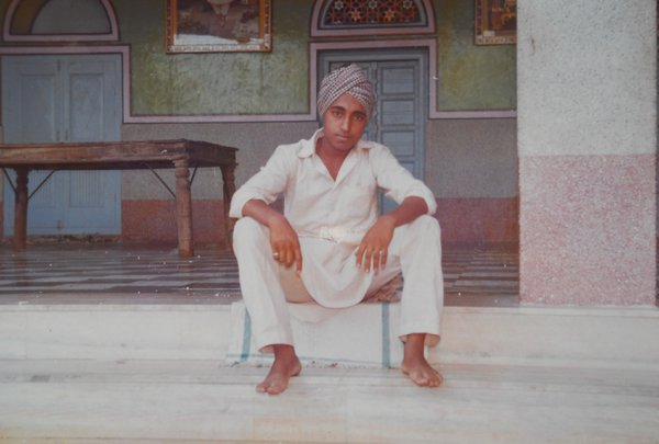Photo of Rajpal Singh, victim of extrajudicial execution on May 30, 1992, in Talwandi Sabo,  by Punjab Police; Central Reserve Police Force; Criminal Investigation Agency, in Talwandi Sabo, by Punjab Police