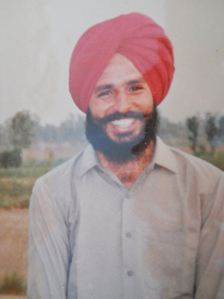 Photo of Malkit Singh,  disappeared on March 03, 1992, in Dyalpura Bhaika,  by Punjab Police