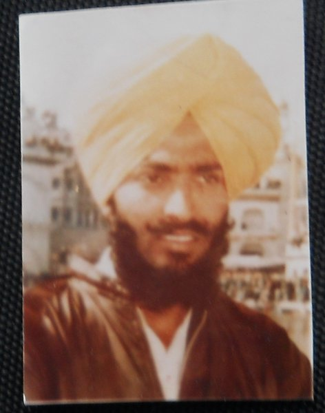 Photo of Gurjeet Singh,  disappeared on May 13, 1988, in Ludhiana,  by Punjab Police