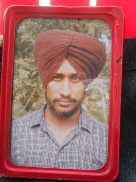 Photo of Nihal Singh,  disappeared, date unknown, in Nathana,  by Punjab Police