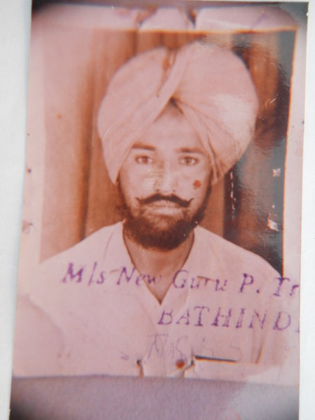 Photo of Tehal Singh,  disappeared between September 1, 1991 and September 30,  1991 by Punjab Police