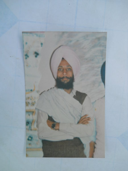 Photo of Nirmal Singh,  disappeared on April 03, 1991, in Barnala CIA Staff,  by Criminal Investigation Agency
