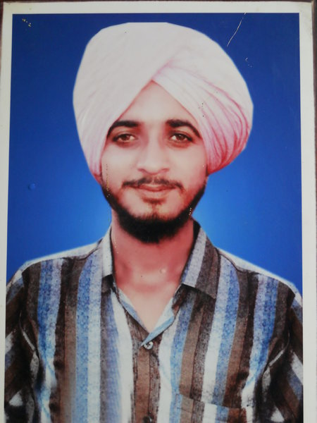 Photo of Nirmal Singh,  disappeared between October 15, 1991 and December 15,  1991 by Punjab Police
