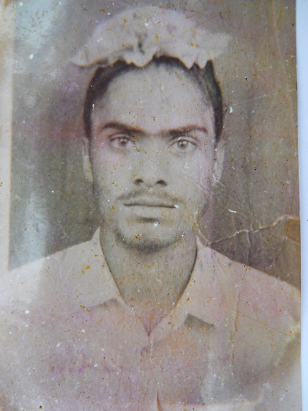 Photo of Jagdev Singh,  disappeared, date unknown, in Bhagta,  by Punjab Police