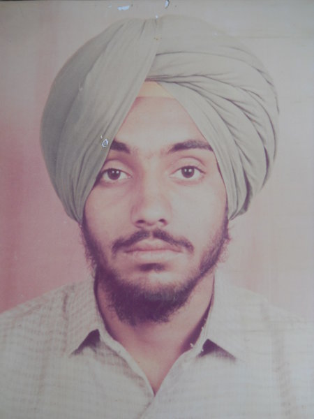 Photo of Jagdeep Singh,  disappeared on January 26, 1992, in Rampura Phul,  by Punjab Police