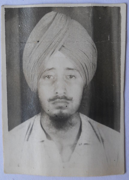 Photo of Sukhdev Singh,  disappeared, date unknown