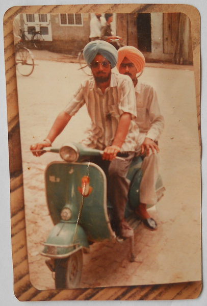 Photo of Harmej Singh,  disappeared on July 23, 1991, in Rama Mandi,  by Punjab Police