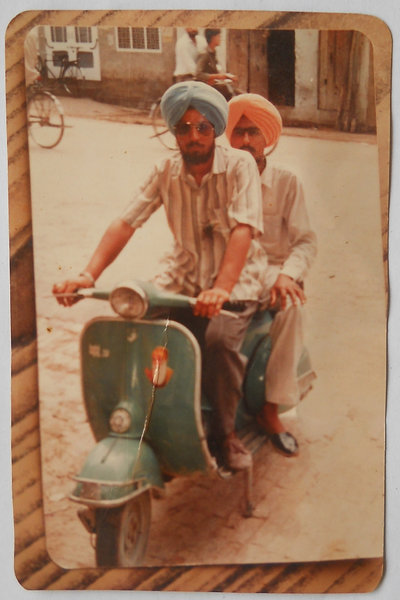 Photo of Palwinder Singh,  disappeared on July 23, 1991, in Rama Mandi,  by Punjab Police