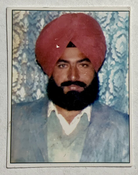 Photo of Balraj Singh,  disappeared on July 09, 1992, in Jalandhar 32nd Battalion CRPF Camp,  by Punjab Police; Central Reserve Police Force