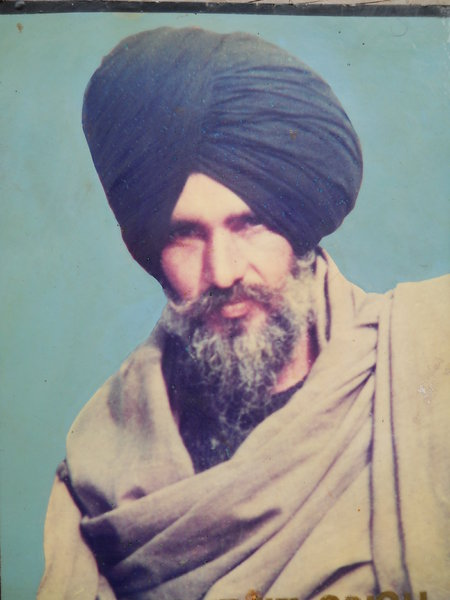 Photo of Surjit Singh, victim of extrajudicial execution on June 03, 1992, in Chheharta Sahib,  by Punjab Police; Central Reserve Police Force, in Chheharta Sahib, by Punjab Police
