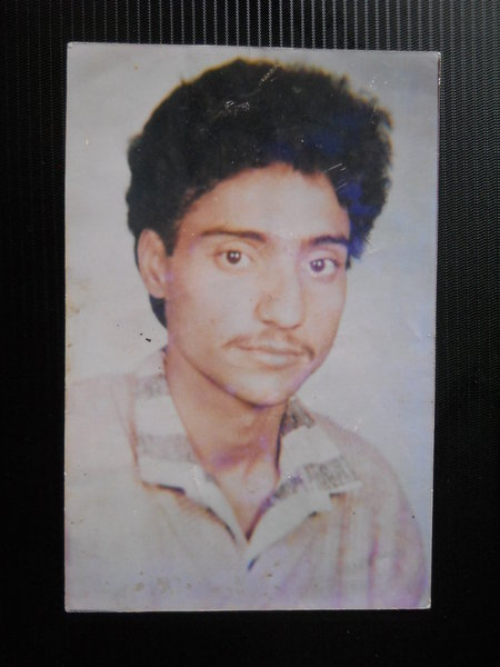 Photo of Kawaljit Singh, victim of extrajudicial execution on July 6, 1992 by , in Kapurthala, by Punjab Police