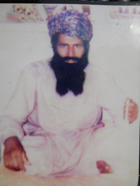 Photo of Ram Singh, victim of extrajudicial execution on December 28, 1992, in Bhikhiwind, Sur Singh, Jhabal Kalan, Kacha Pakka,  by Punjab Police; Central Reserve Police Force, in Bhikhiwind, by Punjab Police