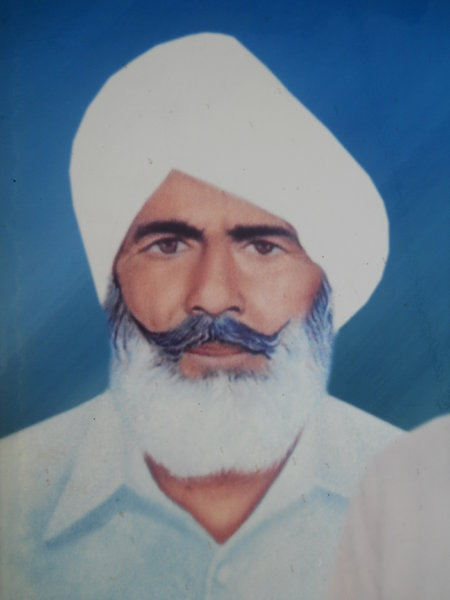 Photo of Gura Singh,  disappeared between March 1, 1992 and March 31,  1992, in Sur Singh,  by Punjab Police; Central Reserve Police Force
