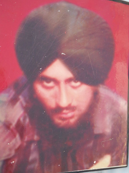 Photo of Pargat Singh,  disappeared on September 15, 1989, in Amritsar CIA Staff,  by Central Reserve Police Force; Criminal Investigation Agency