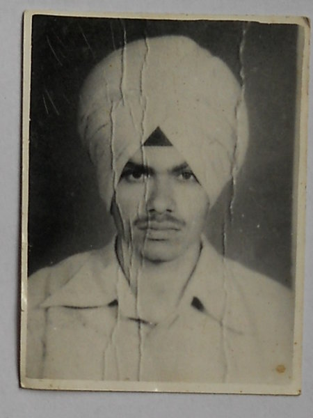 Photo of Salwinder Singh,  disappeared on February 06, 1988 by Punjab Police; Central Reserve Police Force