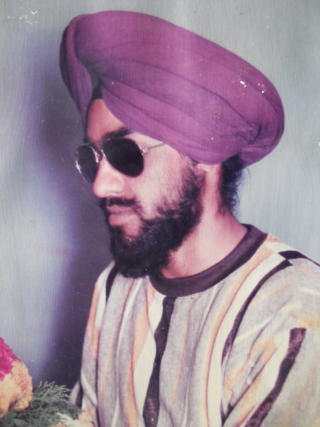 Photo of Avtar Singh, victim of extrajudicial execution on May 20, 1989 by