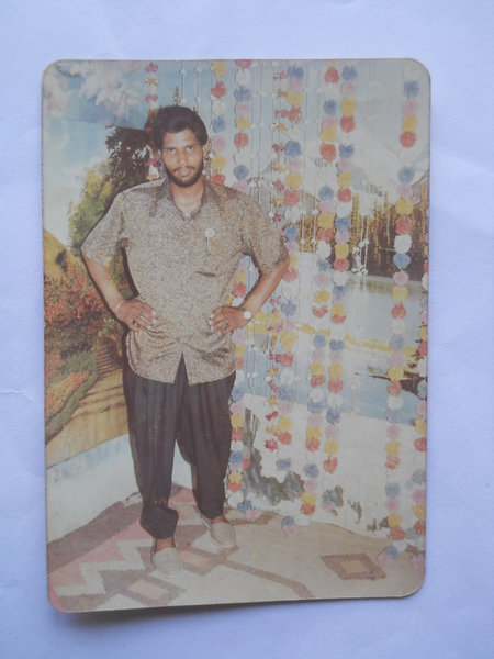 Photo of Kashmir Singh,  disappeared on August 29, 1992, in Kapurthala,  by Punjab Police; Central Reserve Police Force