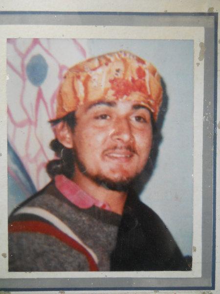 Photo of Sukhdev Singh, victim of extrajudicial execution on July 23, 1991Punjab Police