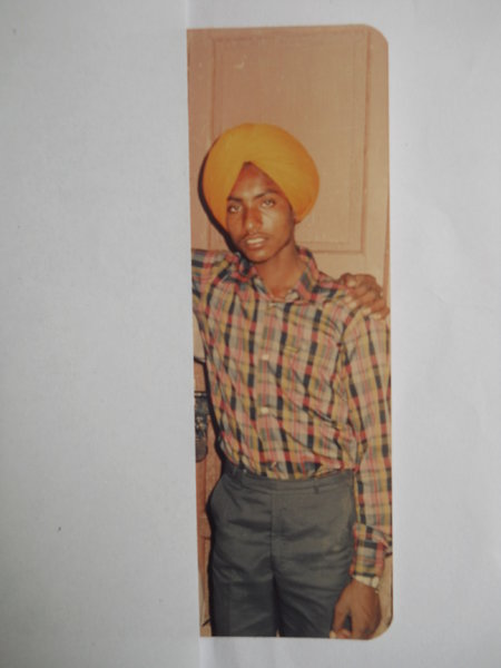 Photo of Satnam Singh, victim of extrajudicial execution between December 1, 1991 and January 31,  1992Unknown type of security forces