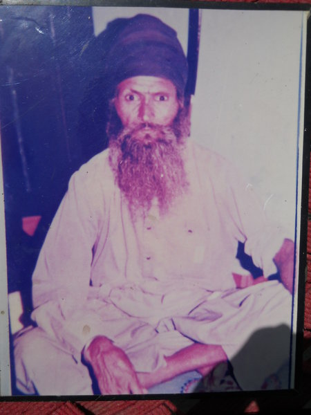 Photo of Banta Singh, victim of extrajudicial execution on October 02, 1991, in Valtoha, by Punjab Police; Central Reserve Police Force