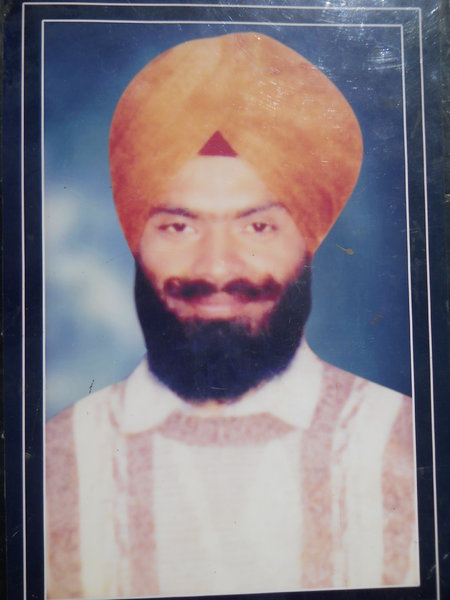 Photo of Darshan Singh, victim of extrajudicial execution, date unknown by Unknown type of security forcesUnknown type of security forces