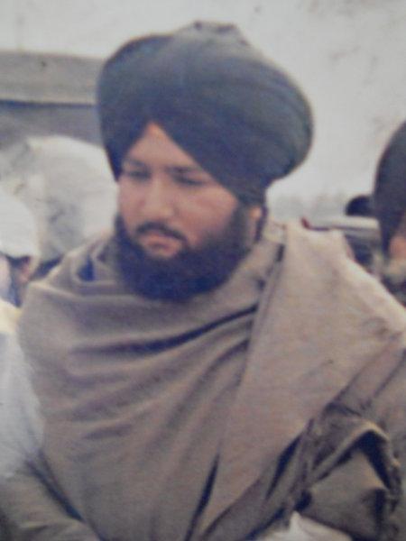 Photo of Balwinder Singh, victim of extrajudicial execution between December 20, 1992 and March 20,  1993, in Tarn Taran, by Punjab Police
