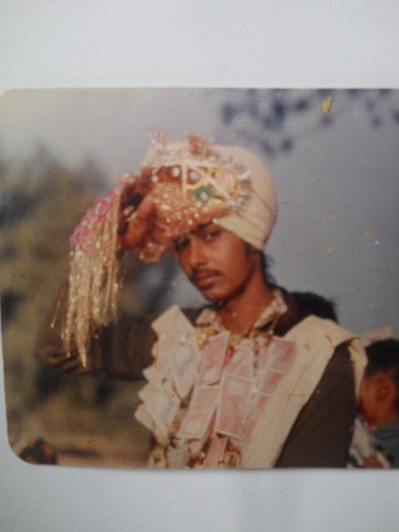 Photo of Sukhwinder Singh, victim of extrajudicial execution between November 22, 1986 and November 23,  1986 by Central Reserve Police Force, in 23rd Battalion CRPF Camp, by Central Reserve Police Force