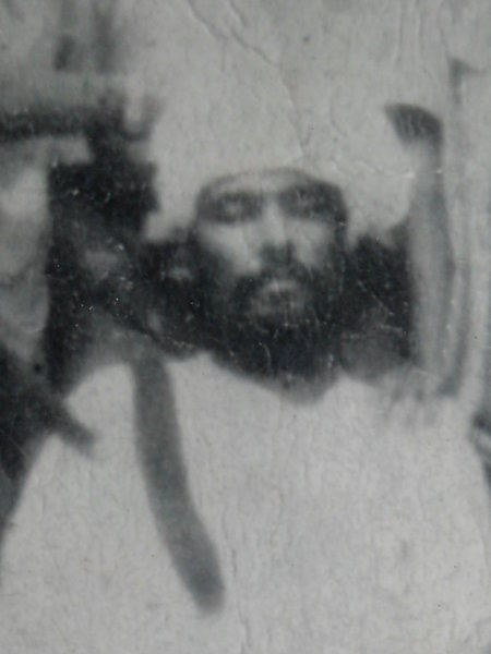 Photo of Karaz Singh, victim of extrajudicial execution on July 07, 1984 by ArmyArmy
