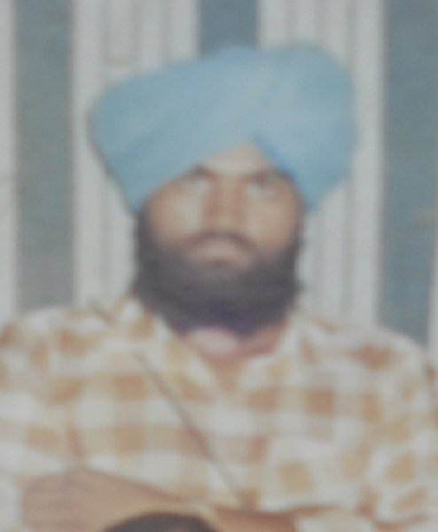 Photo of Nirmal Singh,  disappeared between January 1, 1991 and December 31,  1992, in Tarn Taran,  by Punjab Police; Central Reserve Police Force