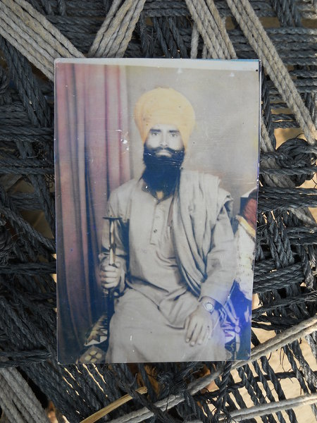 Photo of Sukhchain Singh,  disappeared between November 1, 1990 and November 30,  1990, in Amritsar,  by Punjab Police