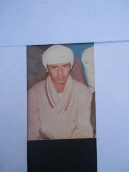 Photo of Dalbir Singh, victim of extrajudicial execution between December 25, 1990 and December 27,  1990Punjab Police