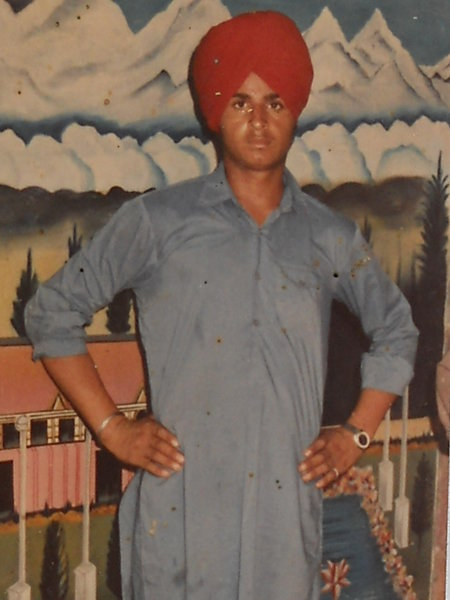 Photo of Balwant Singh,  disappeared, date unknown, in Baba Bakala,  by Punjab Police