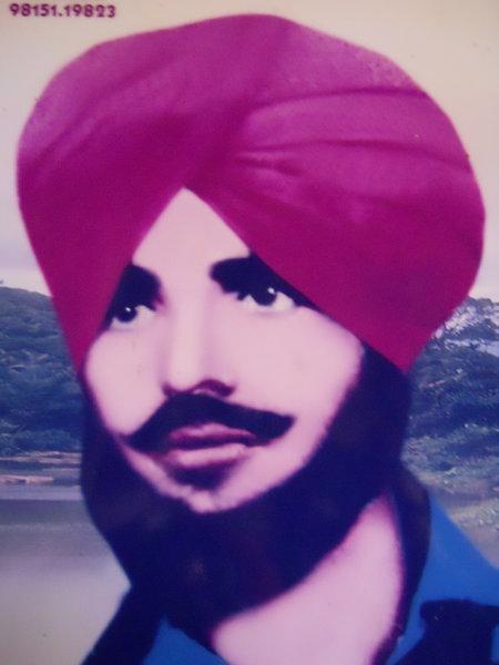 Photo of Gurlal Singh, victim of extrajudicial execution on April 21, 1990Punjab Police