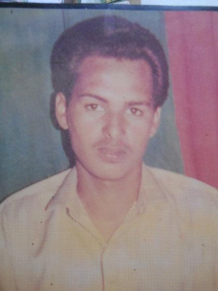 Photo of Paramjit Singh, victim of extrajudicial execution between November 28, 1992 and November 30,  1992Punjab Police