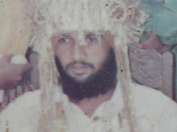 Photo of Tarlochan Singh, victim of extrajudicial execution between April 4, 1992 and April 5,  1992, in Ramdas, by Punjab Police