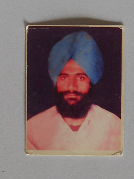 Photo of Sukhdev Singh,  disappeared between October 20, 1987 and October 25,  1987, in Amritsar,  by Punjab Police